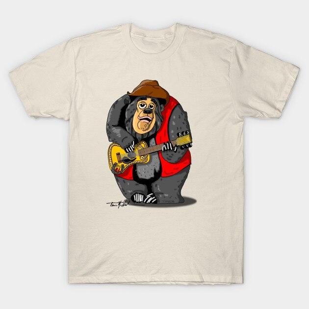 Camiseta para hombre Big Al de Country Bear Jamboree camiseta para mujer