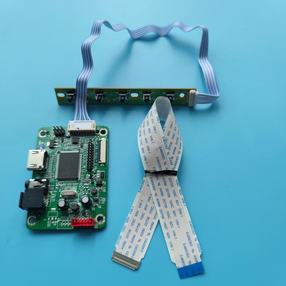 HDMI-متوافق LCD EDP تحكم صغير لوحة للقيادة لتقوم بها بنفسك ل LP140WF6-SPB3/LP140WF6-SPB4 1920*1080 شاشة مراقبة عدة