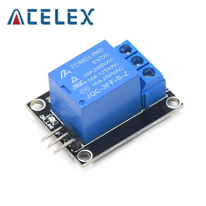 KY-019 5 в один 1 канал релейный модуль щит для PIC AVR DSP ARM для arduino реле