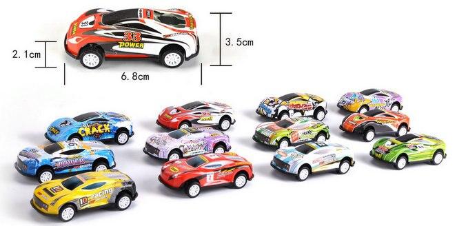 5 шт., металлический автомобиль, игрушечный автомобиль, детский игрушечный автомобиль