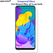 For Huawei Honor Play 4T Tempered Glass 9H 2.5D Premium Screen Protector Film For Huawei Honor Play