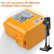 Оригинальная сменная батарея для LG Cord Zero A9 Ultimate A9MASTER2X A9MULTI A9MULTI2X A9PETNBED, Подлинная батарея 5,1 Втч