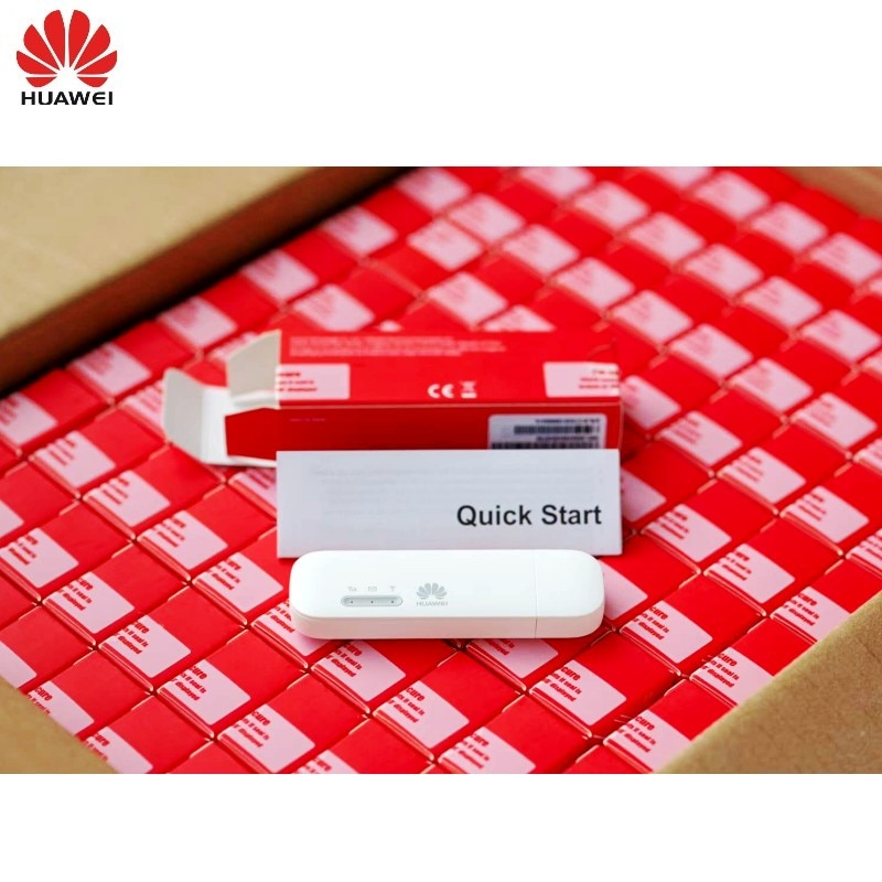 Huawei Unlock E8372h-320 150Mbps USB WiFi 4G Modem plus 2pcs antenna and usb adapter