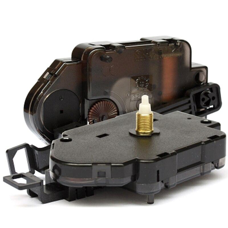 Классический маятниковый механизм часов, 3D Поворотный Настенный механизм для часов, мотор и вешалка, сменные детали, инструменты, бесшумный кварцевый Заводной механизм