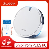 Isweep X5 Robot Vacuum Cleaner Vibrating Water Tank Auto Charge Powerful Suction for pet hair APP control