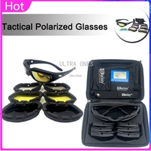 Daisy C5 Tactical Glasses Polarized Airsoft Paintball Shooting Military Goggles Outdoor Hiking Prote