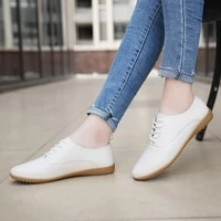 hot women tennis shoes comfortable pu leather sneakers tenis feminino gym sport shoes trainers baskets femme zapatos de mujer