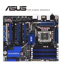 LGA1366 Voor Asus P6T7 Ws Supercomputer Originele Gebruikt Desktop Voor Intel X58 Moederbord DDR3