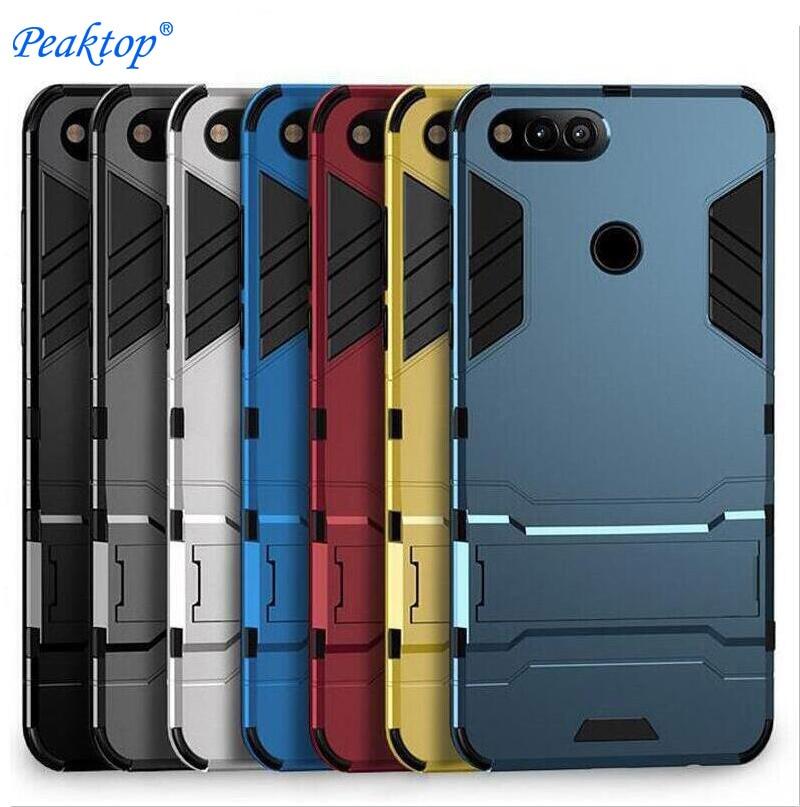 Armadura funda del teléfono para Huawei Honor 9 10 8 9I V10 V9 7X 6X 6A Lite jugar para Huawei P20 P10 Lite Plus Mate 9 10 Lite Pro