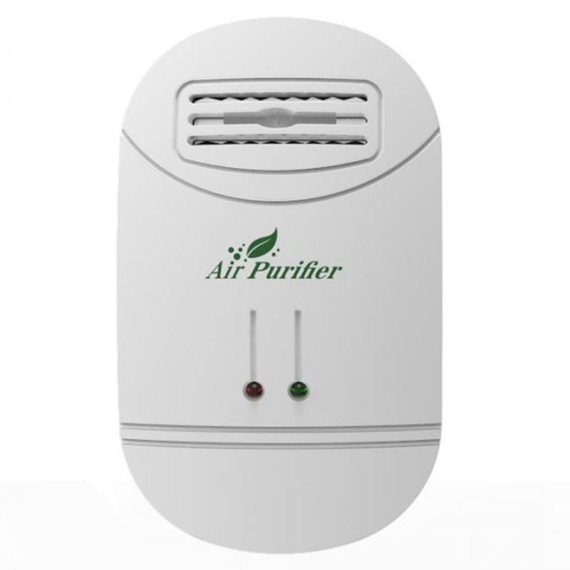 Ionizer Air Purifier For Home Negative Ion Generator Air Cleaner Remove Formaldehyde Smoke Dust Purification Home Room Deodori air purifier household negative ion air filter portable carry on necklace remove smoke formaldehyde purify air