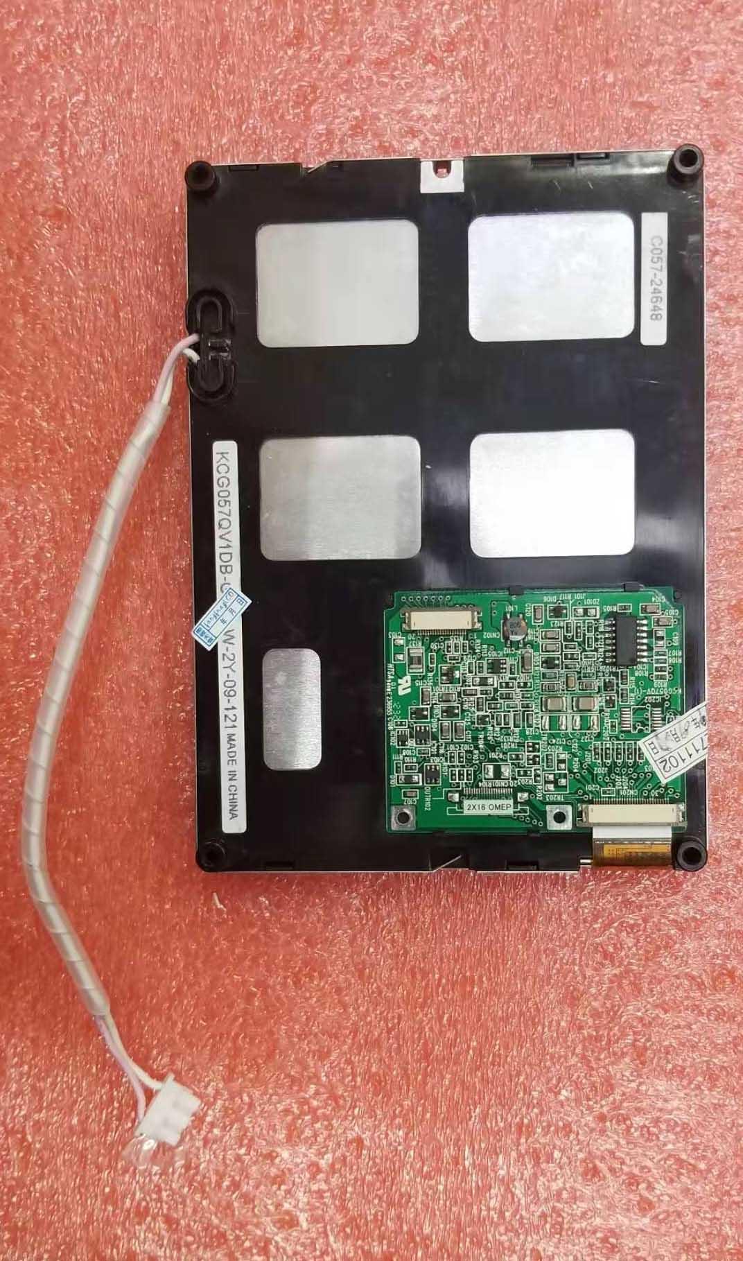 KG057QV1CA-G030 KG057QV1CA-G310 KG057QV1CA-G000 KG057QV1CA-G500 استبدال الجزء LCD شاشة لوحة