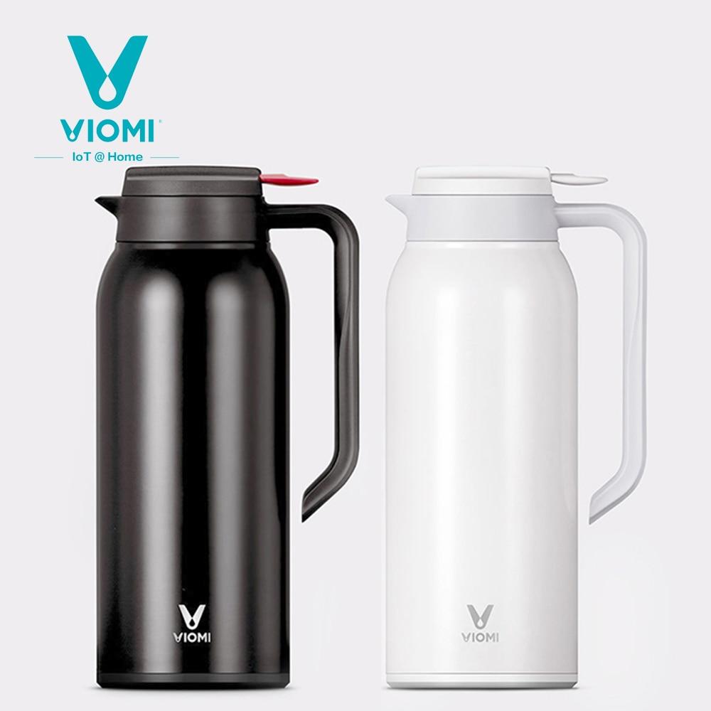 Taza térmica Original VIOMI, 1,5 L, 316, taza al vacío de acero inoxidable, sin BPA, 24 horas de frasco, botella de agua para la oficina del bebé y el hogar inteligente