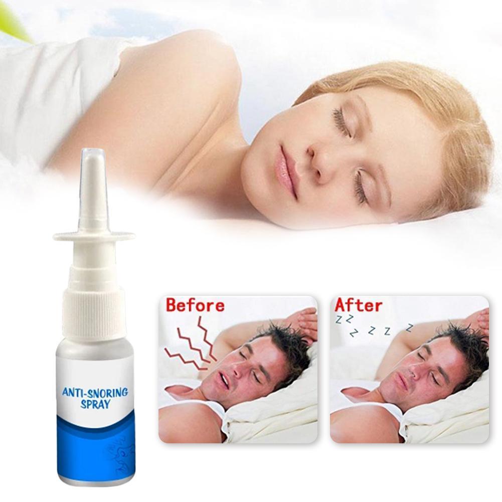 20ml Nasal dragado Spray para la rinitis crónica Sinusitis Anti-ronquido de estornudar alérgica nariz tapón dolor salud Aerosoles