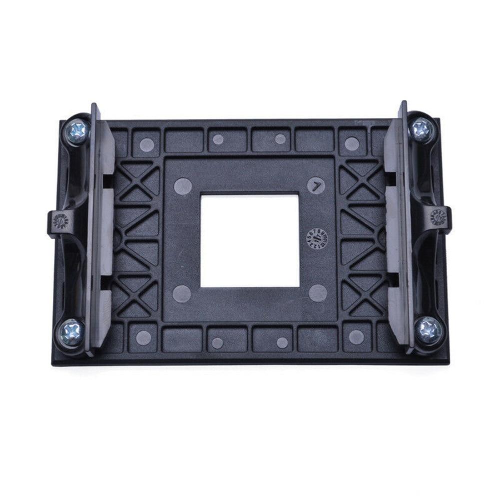 Soporte estable del disipador del calor del ventilador del montaje del zócalo de la CPU para AMD AM4 B350 X370 A320 X470 DU55