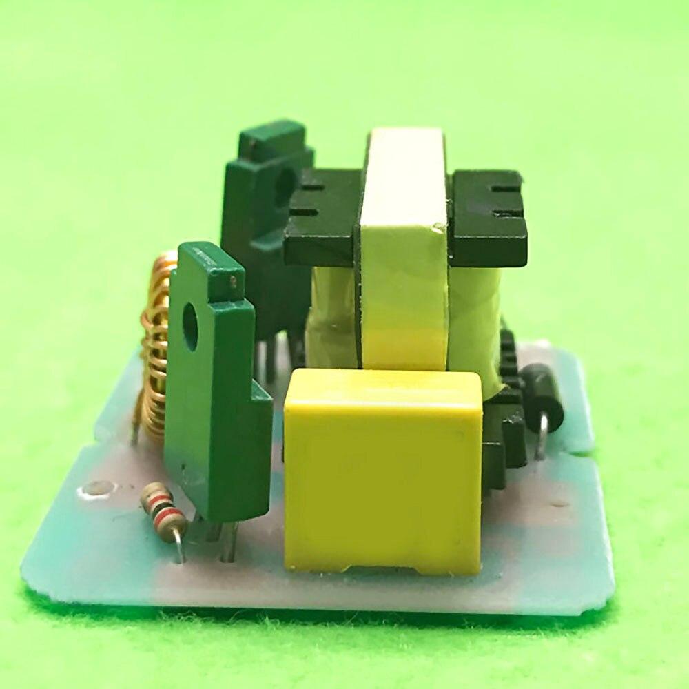 40W DC-AC invertör güç kaynağı 12V için 220V Step-Up trafo Boost modülü dönüştürücü sabit güç tedarik yüksek kaliteli