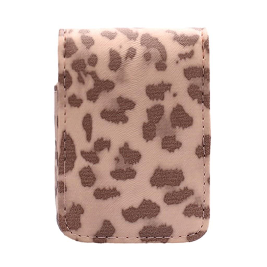 Leopard Bags Women Small Bag Fashion Retro Storage Bags Versatile Phone Purse Clutch Lipstick Bag Key Purse bolsa feminina