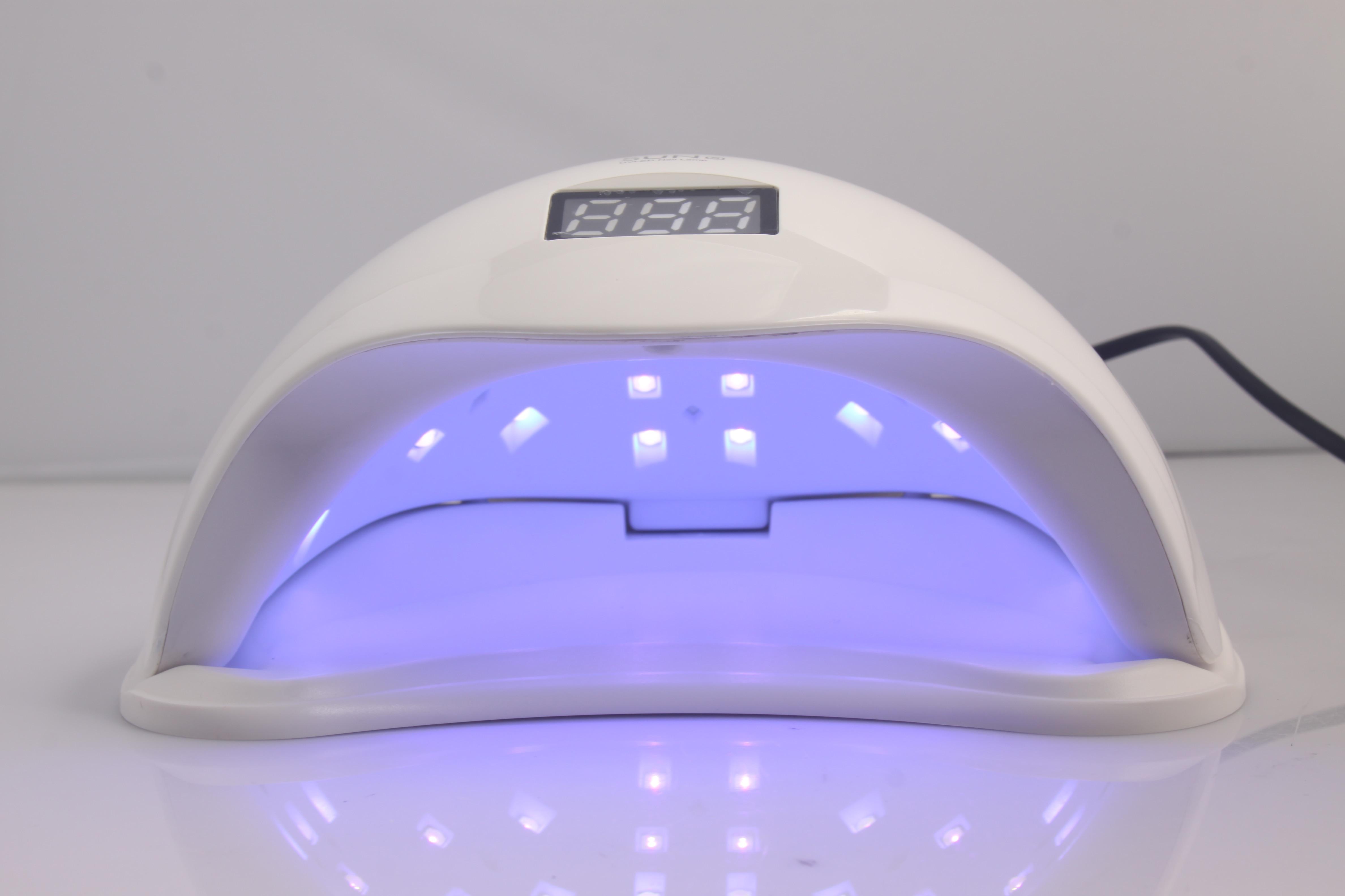 Sparkmaker 3d Printer UV LED  405um Curing Light with Bottom  LCD display for 3d printer