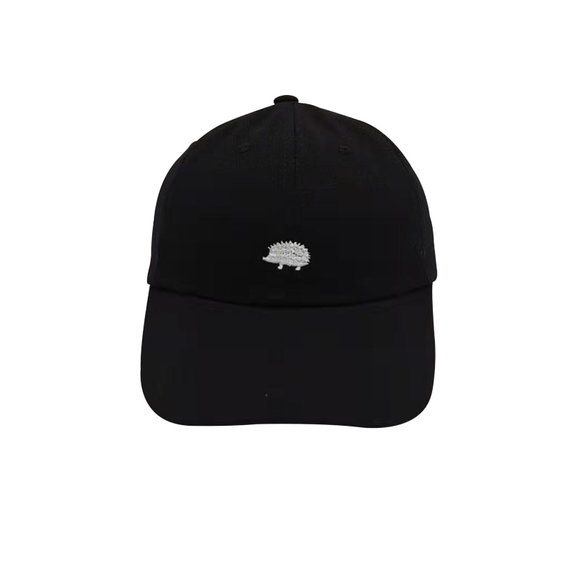 Dad Hat Cute Hedgehog Embroidery Baseball Cap Women Summer Snapback Men Caps Unisex Exclusive Release Hip Hop Hats