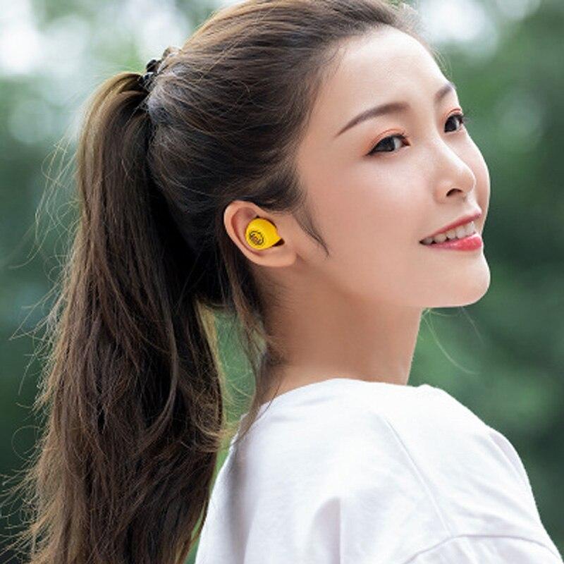 Bluetooth Headphones TWS Wireless Earphone HiFi Stereo Music Headsets Waterproof IPX6 Fingerprint Touch With Microphone enlarge
