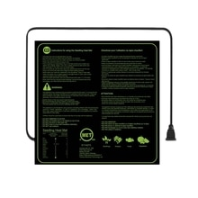 20x20 Inch Seedling Heating Mat Plant Seed Germination Propagation Starter Vegetable Garden Flower Garden Tools Pad