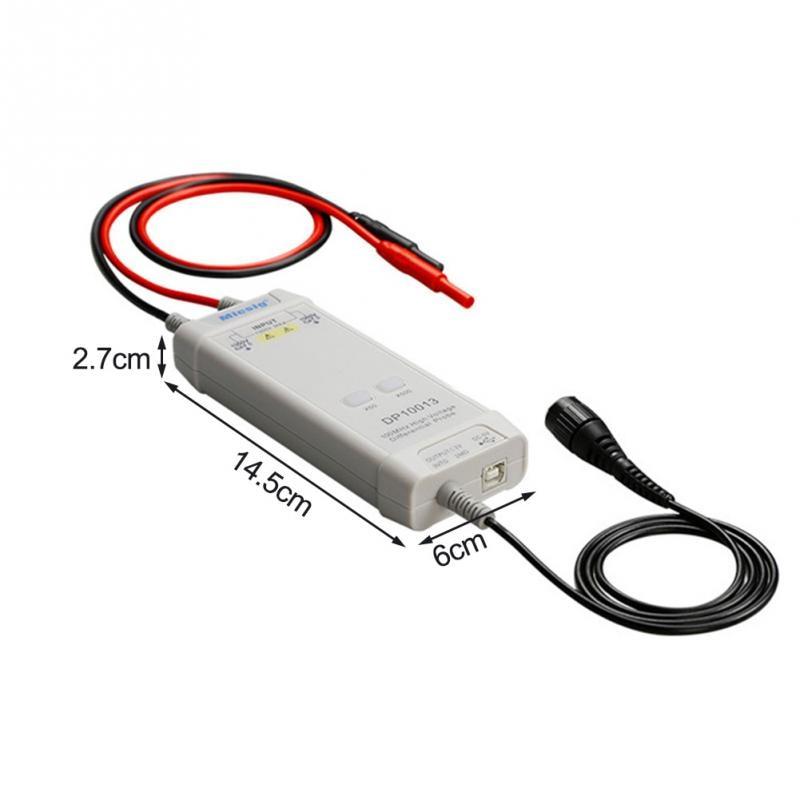 Promoción sonda diferencial de alto voltaje autocalibración 50X 500X atenuación DP10013