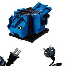 Afilador de cuchillos eléctrico multifunción de 220V 96W, afilador de cuchillos y sacapuntas o tijera