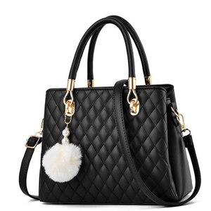 Fahsion Women Pu Leather Handbags High Quality Ladies Large Capacity Shoulder Bag Luxury Designer Female Messenger Tote Bags New