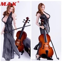 16 scale model musical instruments cello fit for 12 inches action figures scene not a guitar parts accessories