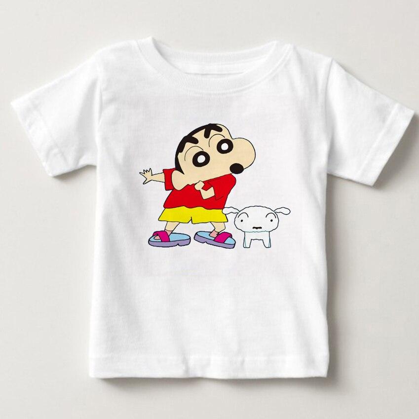2020 летняя детская забавная футболка с карандашом, милая мультяшная футболка с карандашом и собакой, топы в стиле Харадзюку, MJ