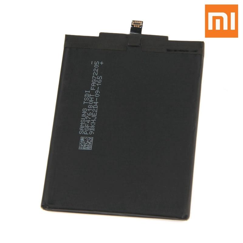 Xiao Mi Original Replacement Phone Battery BM47 For Xiaomi Redmi 3 3S 3X 4X Redmi3 BM47 Authentic Rechargeable Battery 4100mAh enlarge