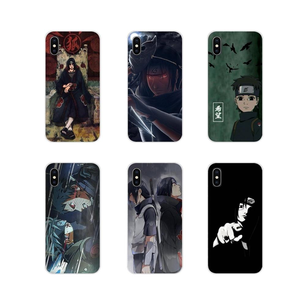 Naruto Itachi Uchiha cliente suave transparente fundas para Huawei Honor 4C 5C 6X 7 7A 7C 8 9 10 8C 8S 8X 9X 10I 20 Lite Pro