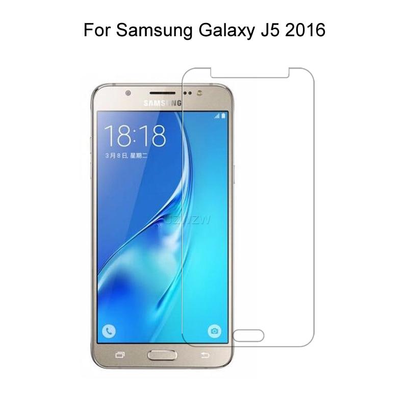 Закаленное стекло для Samsung Galaxy J5 2016 J510FN J510F защитная пленка стекло для Samsung Galaxy J5 2016