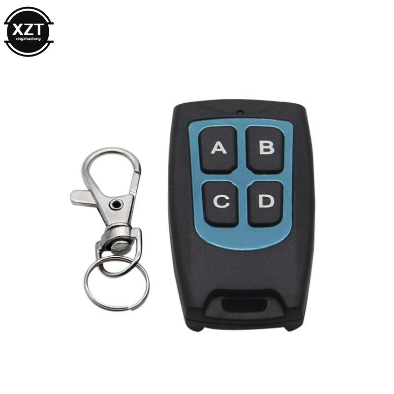 Cópia universal do duplicador de abcd 433.92 mhz veio controle remoto para porta da garagem porta chave fob pt2262 superior 432ev TOP-432NA top432na