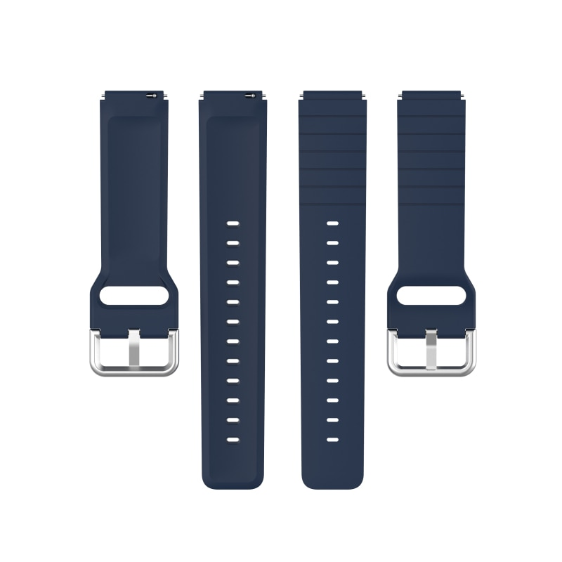 Watch Band For Mi Watch Strap 18mm Silicone Bracelet Replacement Wrist Strap For Xiaomi Smart Watch Wearable Accessories