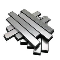 New 11pcs/set High Grit Diamond whetstone Bar Kitchen knives sharpener Edge pro RX800 sharpening diamond honing stones KME