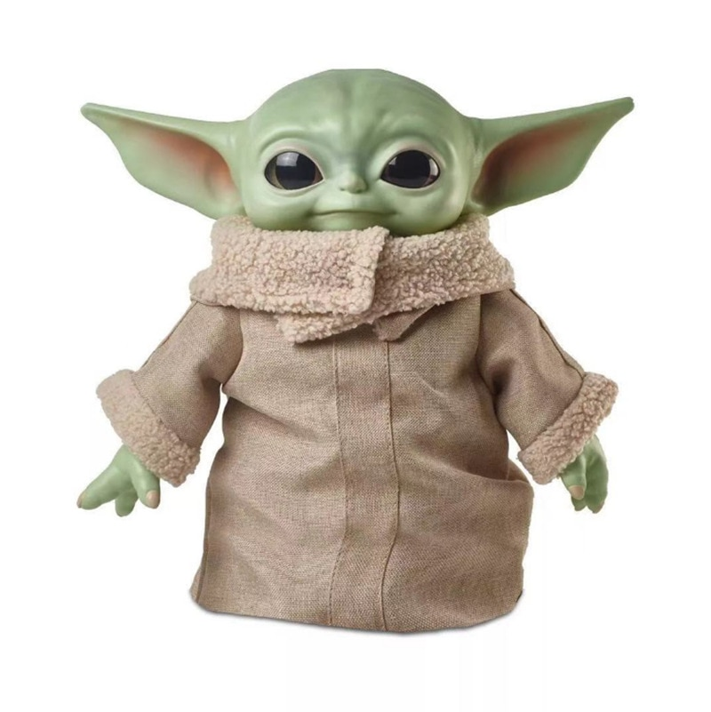 The Mandalorian Star Wars Baby Yoda Model 15CM 8Cm PVC Doll Toys