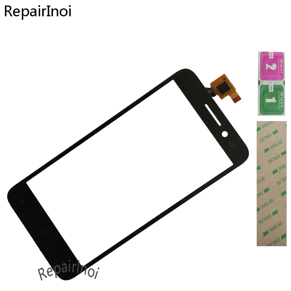 10Pieces/Lot Touch Screen Panel For ONN V8 Tiger Touch Screen Digitizer Touch Panel Front Glass 3M Glue Wipes enlarge