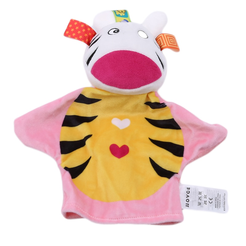Newborn Boys Girls Peluches Baby Plush Animals Toy Cute Cartoon Cow Lion Elephant Doll Comfort Baby To Sleep Hot Sale