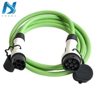 duosida dostar type 2 ev charging cables 32aiec 62196 electric car charging cablemode 3 evse chargers