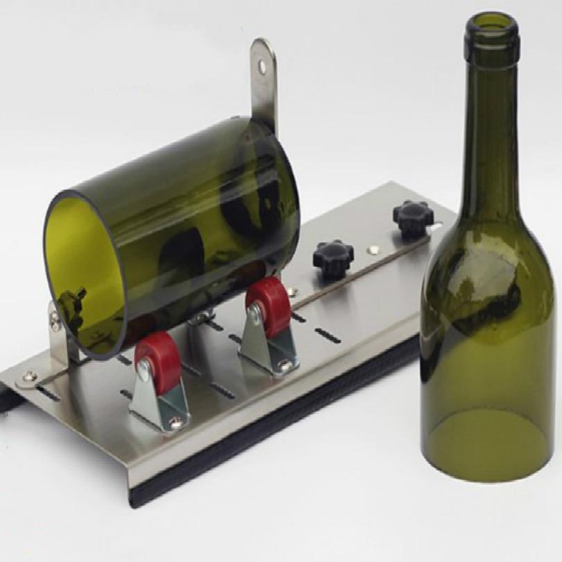 Стеклянный резак, стеклянные инструменты, стеклянный резак для бутылок, резак для стеклянных бутылок, Круглый резак для стеклянных бутылок,...