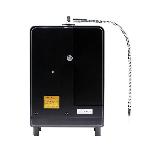 High Quality Titanium with platinum  Plates household alkaline water purifiers hydrogen water generator enlarge