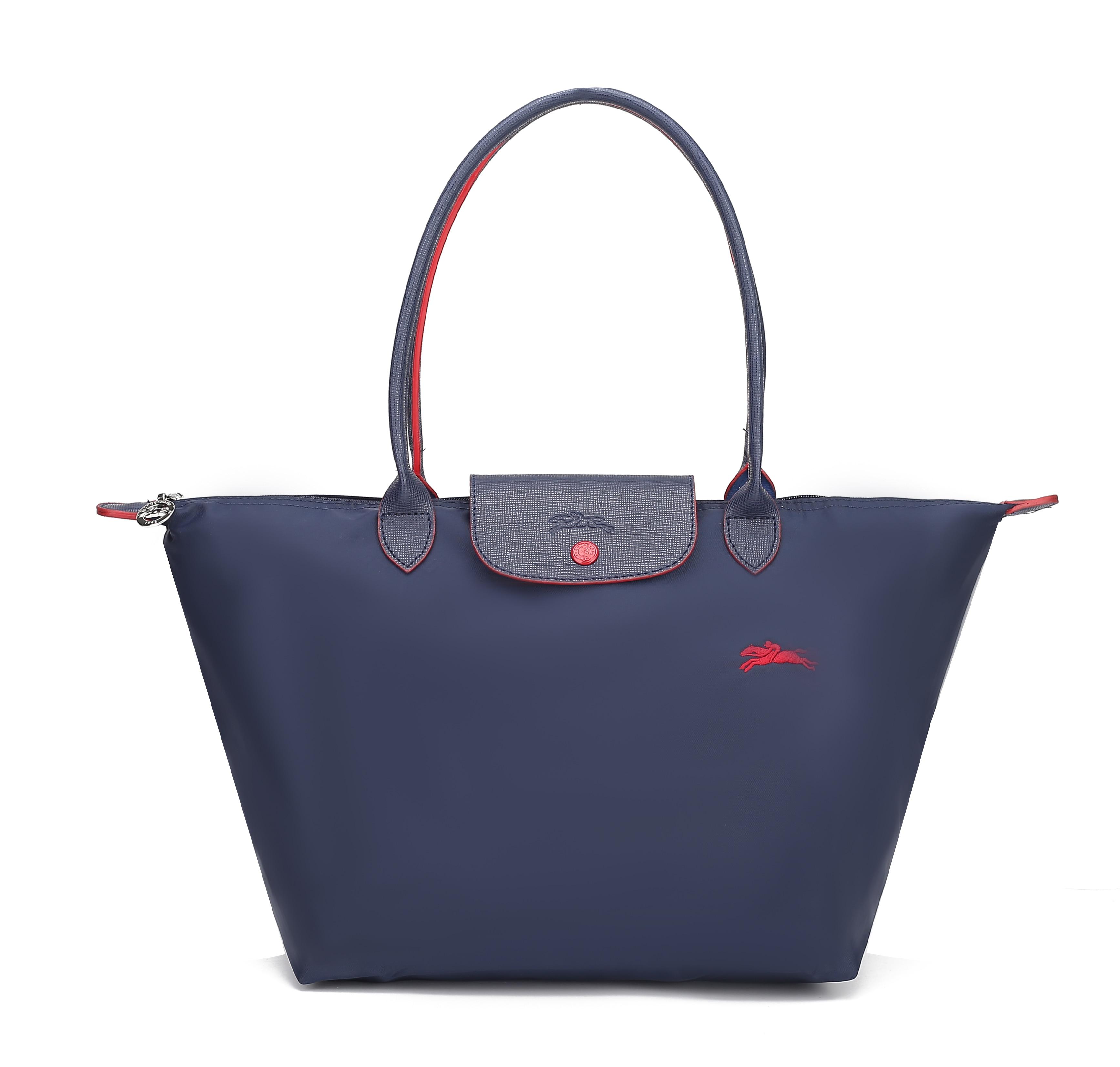 Longchamp Bags Classic women shoulder messenger bag large-capacity shopping women's handbag outdoor folding large storage bag