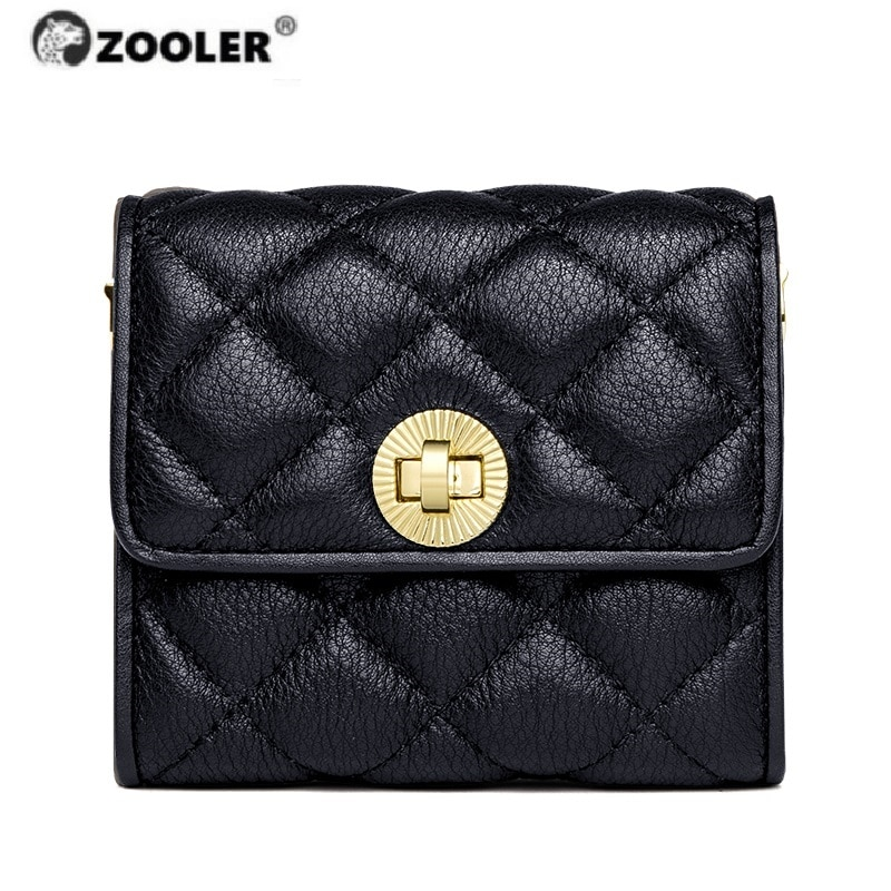 ZOOLER Only woman Mini-Purse bag First genuine leather bags women designer cross body bags famous brands shoulder bag fashion
