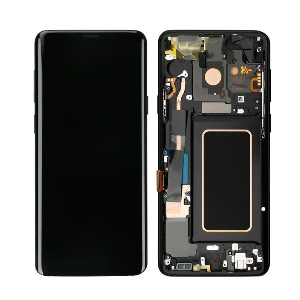 Original Super AMOLED Display for SAMSUNG Galaxy S9 G960 LCD Display Touch Screen Digitizer S9 Plus G965 Repair Parts enlarge
