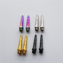 Axes de pédale titane/Ti/essieu ajustement SpeedPlay zéro, X1, X2 et Action Ultra légère