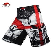 SUOTF la nouvelle formation Muay Thai Combat fitness Combat sport pantalon tigre Muay Thai boxe vêtements shorts mma pretorian boxeo