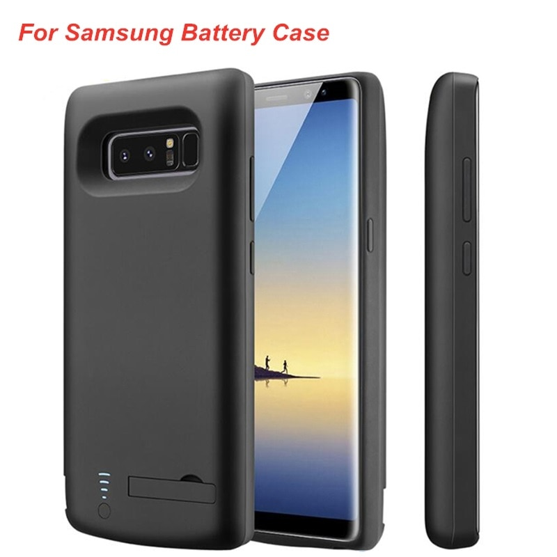 10000mah Power Bank For Samsung Galaxy S8 S8 Plus S9 S10 S10e Note 8 9 10 20 S20 + Plus S20 Ultra Charger Battery Case Phone