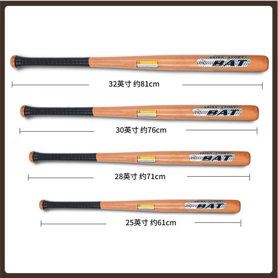 Wood Professional Kids Baseball Bat Case Self Defense Baseball Equipment Accessories Taco De Beisebol Training And Exercise