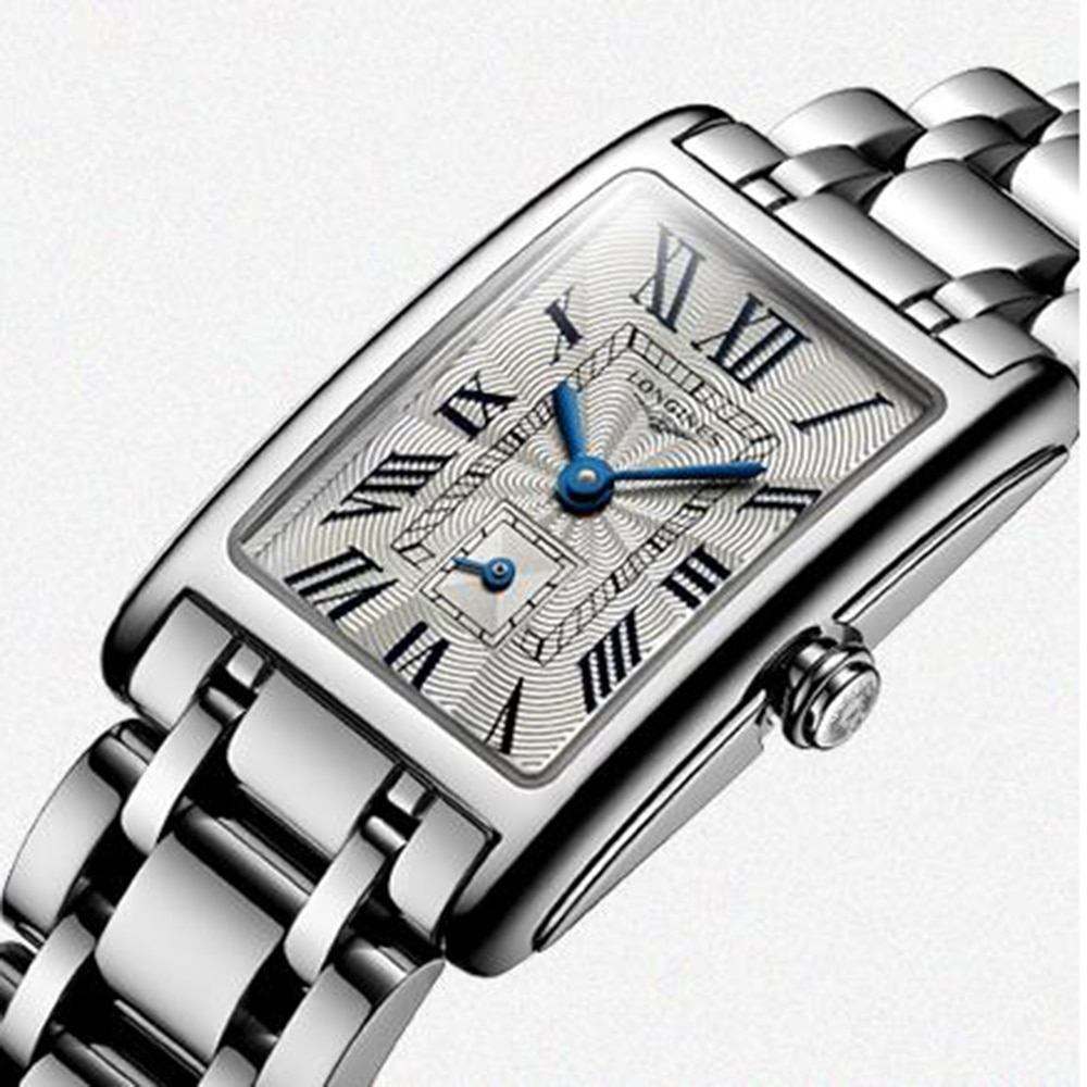 Famous Brand Luxury Women Watches Ladies Creative Steel Women's Bracelet Watches Quartz Watch enlarge