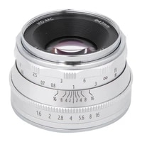 lightdow 35mm f1 6 f16 aps c manual prime camera lens for sony e mount a6500 a6300 a6100 a6000 nex 7 nex 6 olympus m43 fx mount